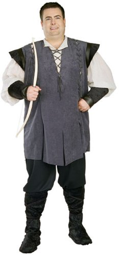 Robin Hood Plus Size Adult Costume - Plus Size ()