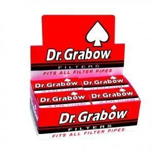 Dr. Grabow Pipe Filters - 12 Boxes of 10 Filters ()