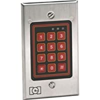 LINEAR 232W Weather-Resistant, Membrane Keypad, Flus