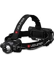 Ledlenser H15R Core, hoofdlamp LED, hoofdlamp, 2500 lumen, lichtbereik 250 meter, met accu, oplaadbaar, incl. magnetische oplaadkabel