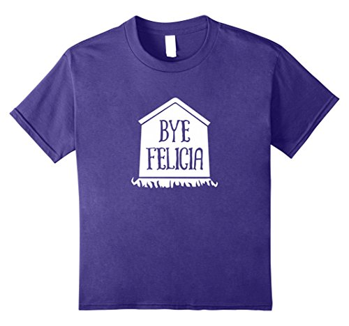 Kids Boo Felicia Shirt, Funny Tombstone Halloween T-Shirt, Bye 12 (Funny Tombstone)