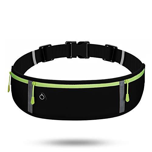 Sportheuptas, heuptas, waterdichte heuptas voor dames en heren, met reflecterende band, geschikt voor alle mobiele…