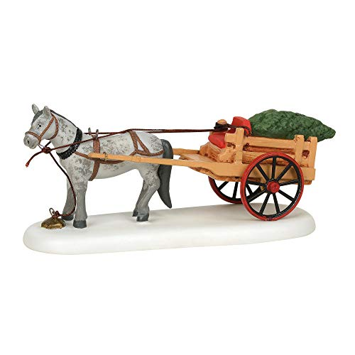 Department 56 New England Village Christmas Delivery Carriage (England Dept New 56)