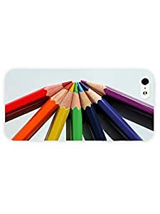 iPhone 5&5S Case - Photography Colored Pencils95 3D Full Wrap
