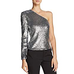 Petite Sequined Top