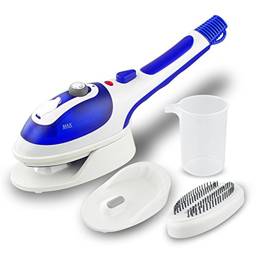 Fashionmy Clothes Steam Iron Portable Handheld Household Electric Hand Brush (Blue) by Fashionmy