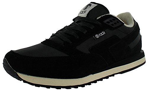 Radii Men's Phuket Runner Sneaker 10 Black