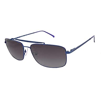ff93d3dd09d New Lacoste Unisex Metal Aviator Pilot Sunglasses - L133S (Satin Blue
