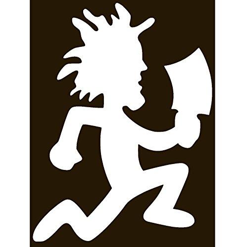 Xprovinyl HATCHET MAN ICP Vinyl Sticker Decal (3