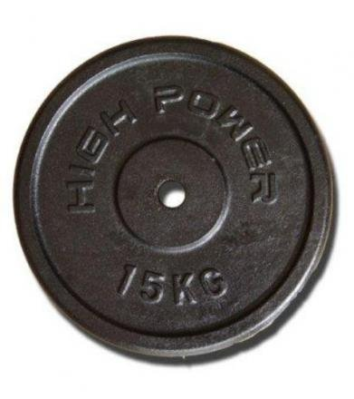 Disc Guss gummiert kg 15 D26 High Power