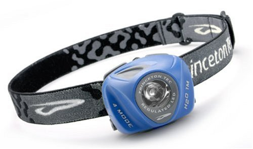 - Princeton Tec EOS LED Headlamp (70 Lumens, Blue)