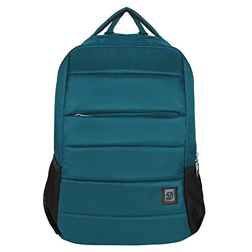 13.3 17.3 Inch Laptop Business Backpack Bookbag Compatible MSI, Asus, Razer, Microsoft, HP, Teal