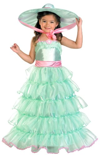 Southern Belle Halloween Costume (Southern Belle - Size: 3T-4T)