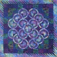 Judy Niemeyer Quilting Crown Of Thorns Quilt Pattern Amazonca Pet