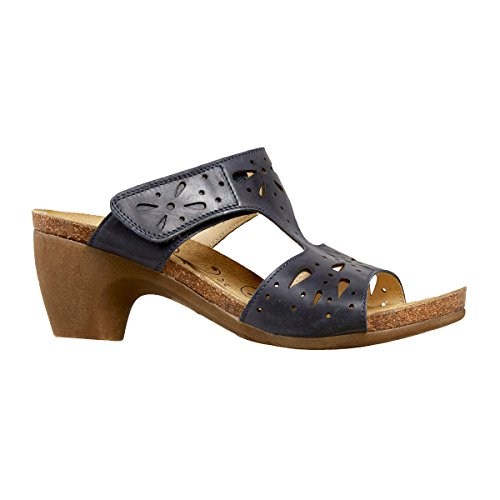 Van Dal Shoes Womens Vivo Sandals in Navy 5iX8e
