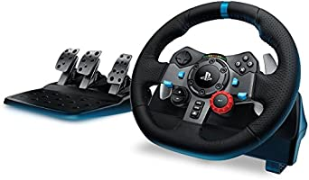 Volante Gamer Logitech G29 Driving Force - 941-000111