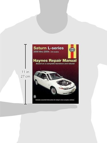 Saturn L-series for L-series models from 2000-2004 Haynes Repair Manual USA Haynes Repair Manuals Paperback: Amazon.es: John Haynes: Libros en idiomas ...