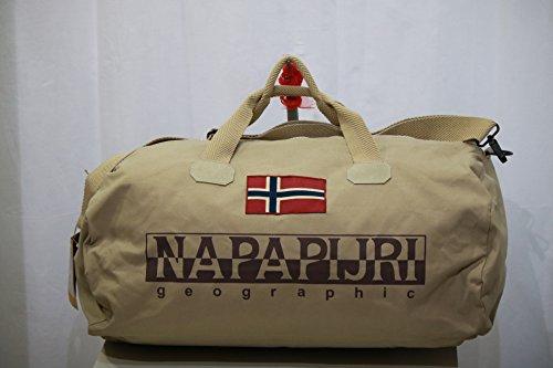 Napapjiri borsone in canvas modello Bering
