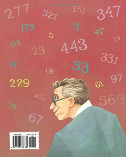 The Boy Who Loved Math: The Improbable Life of Paul Erdos by Roaring Brook (Image #1)