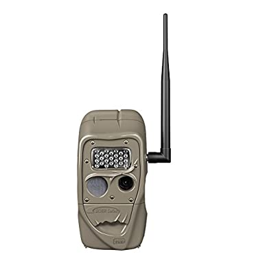 Cuddeback CuddeLink 20MP Long-Range Wireless IR Game Camera (J1415-LONGRANGE)
