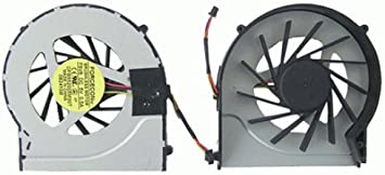 604787-001 637609-001 cooler for HP DV6-3000 DV7-4000 cooling heatsink with fan