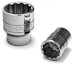 Powerbuilt 643216 3/4-Inch Drive 12 Point 1-7/8-Inch Socket