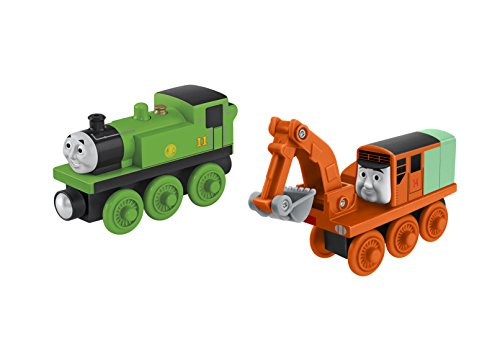 Fisher-Price Thomas & Friends Wooden Railway, Oliver and Oliver - Wooden Railway