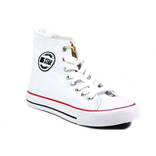 Big Star T274026 - T274026 - Color White - Size: 40.0 (Big Star Shoes)