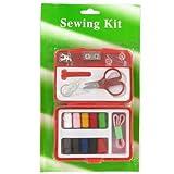 Sewing Kit With Box 72 pcs sku# 892026MA
