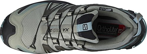 Salomon Womens Xa Pro 3d Cs Waterproof W Trail Runner Shadow / Black / Artic