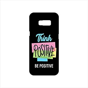 Fmstyles - Samsung S8 Plus Mobile Case - Think Positive Be Positive