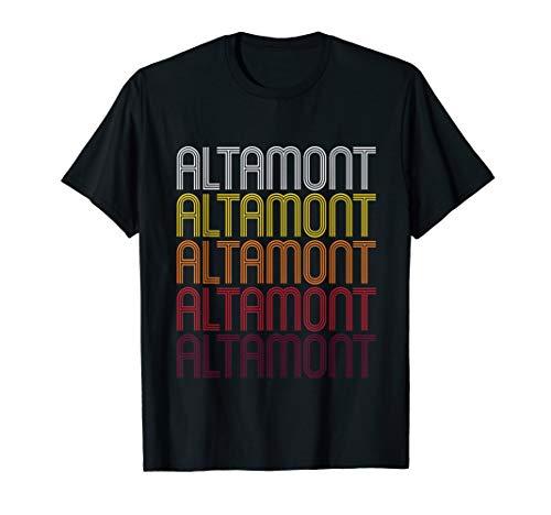 Tee Altamont (Altamont, NY | Vintage Style New York T-shirt)