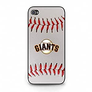 Style097 Classical Theme San Francisco Giants Design Baseball Team Logo Snap On Case Cover for Iphone 5 / Iphone 5s by Maris's Diary