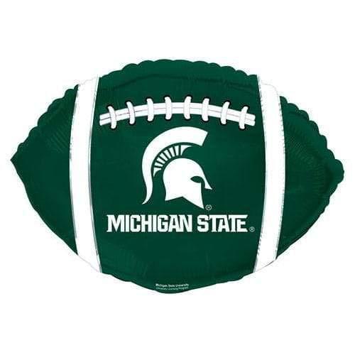 CTI Balloons Foil Balloon 315124HV Michigan State University Msu Spartans Football, 21