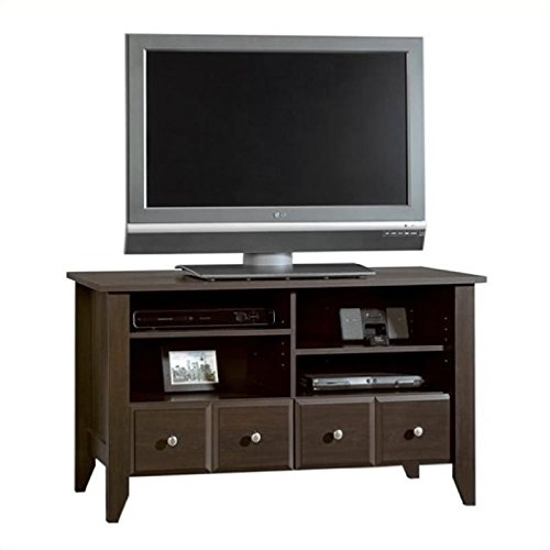 Sauder 409795 Shoal Creek Panel Tv Stand, For TV's up to 42