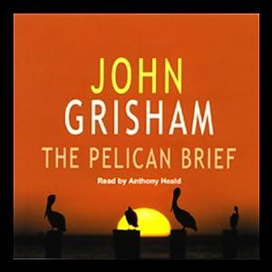 The Pelican Brief Audiobook