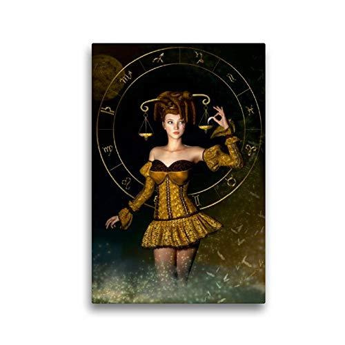 Balance - Signe du Zodiaque, 30 x 45 cm