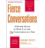 [FIERCE CONVERSATIONS]Fierce Conversations by Berkley Publishing Group(Author){Fierce Conversations: Achieving Sucess at Work and in Life One Conversation at a Time}paperback on 06-Jan-2004