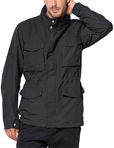 (Jack Wolfskin Men's Freemont Field Jacket, Large, Phantom)