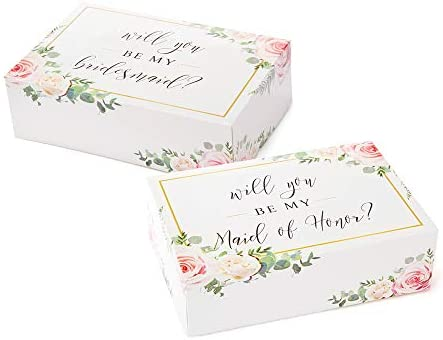 Bridesmaid Proposal Honor Boxes Gifts product image