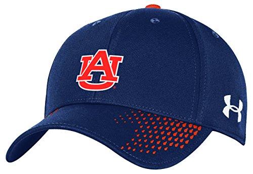 Under Armour NCAA Auburn Tigers Adult Unisex NCAA Renegade Adjustable Cap, One Size, Navy Auburn Under Armour