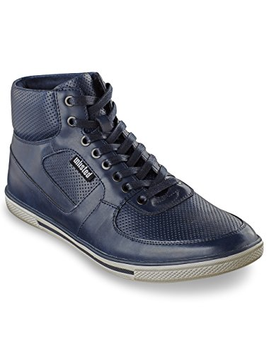 Kenneth Cole High Crown Hi-tops, Navy 12 W