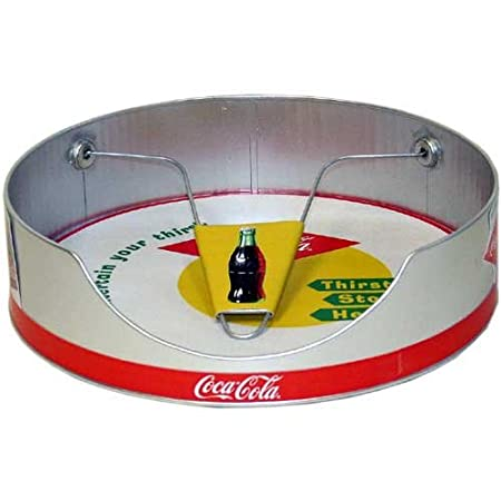 Coca Cola® Paper Plate Holder: Amazon.co.uk: Kitchen & Home