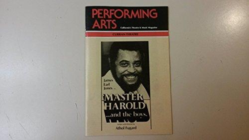 Performing Arts Magazine