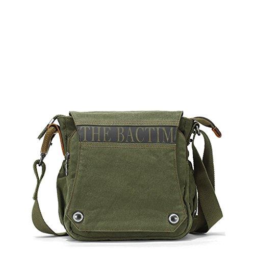 De los hombres bolsas bolsa lona viajes/ bolso del mensajero del deporte recreativo al aire libre/Bolsas colgados/Mochila simple-B A