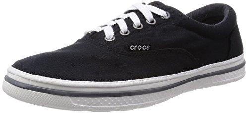 White And Crocs Homme 39 201651 40 Eu Noir Pour Mocassins Black q1Aw0Cq