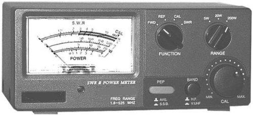 MFJ-872 SWR meter, 1.8-200Mhz, 5/20/200W