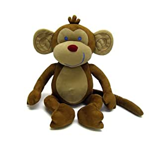 NoJo Jungle Babies Milton The Monkey - Stuffed Animal