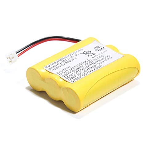 800mAh Rechargeable Battery Replacement for Vtech 80-5071-00-00 IA5874 IA5879 AT&T 3300 3301 6100 6200 Casio CP2775 TC2575 TC508 TC510 TC520 TC919 STB912 Motorola MD-481SYS Cordless Phone (1 Pack)
