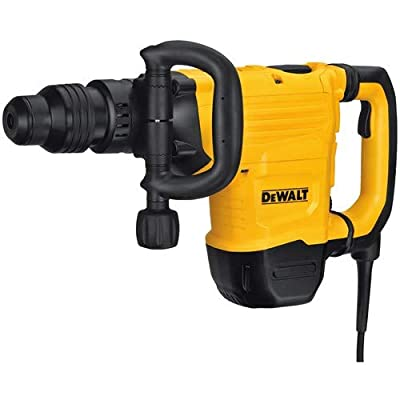 Image of DEWALT Demolition Hammer, SDS MAX, 19-lbs (D25872K) Home Improvements